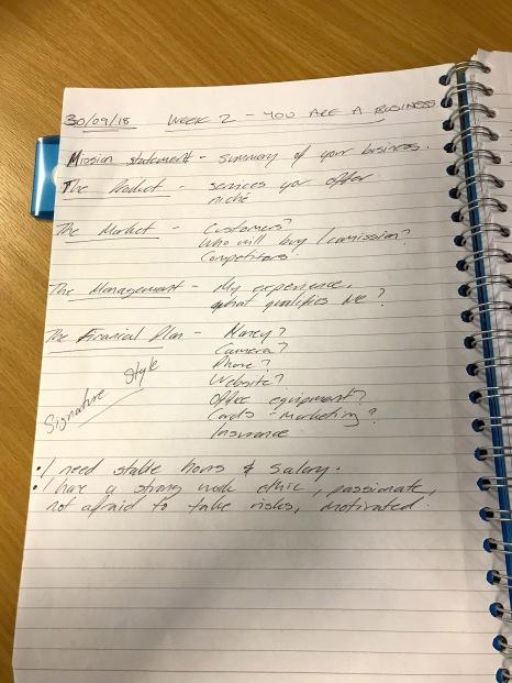 Week 2 Notes